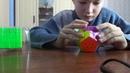 Обзор моей коллекции головоломок и мини рилэй 2на2 - 4на4