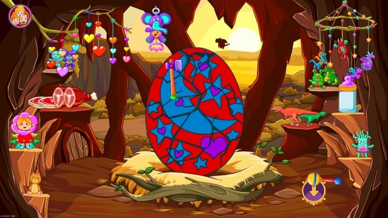 Как разбить яйцо дракона в My Little Princess : Wizard?