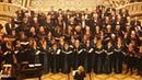 хор/chorus Alma Mater (СПб) - Leo Delib Messa Breve, соло Ирина Кравицкая, Анна Речкалова