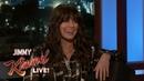 Эванджелин Лилли на шоу «Jimmy Kimmel Live!», 20/06/18
