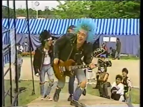 LAUGHIN'NOSE - ROCK WAVE '88