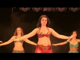 Belly dance to tabla solo - Oriental dance school of Amira Abdi 2013 23392