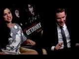 Selena Gomez gets advice from Ethan Hawke