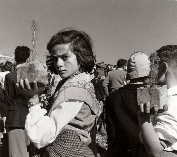 Израэлис Бидерманас  легендарный фотограф, по происхождению литовский еврей, работал во Франции под именем Изис. Один из крупнейших мастеров гуманистической фотографии.