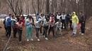Воспитанники школы – интерната №12 показали свои умения в беге по пересеченной местности