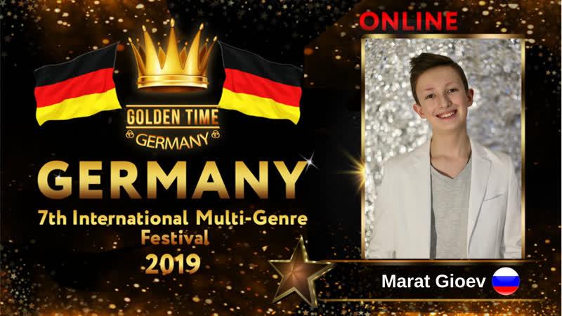 GTG 4114 0057 Марат Гиоев Marat Gioev Golden Time Online Germany 2019