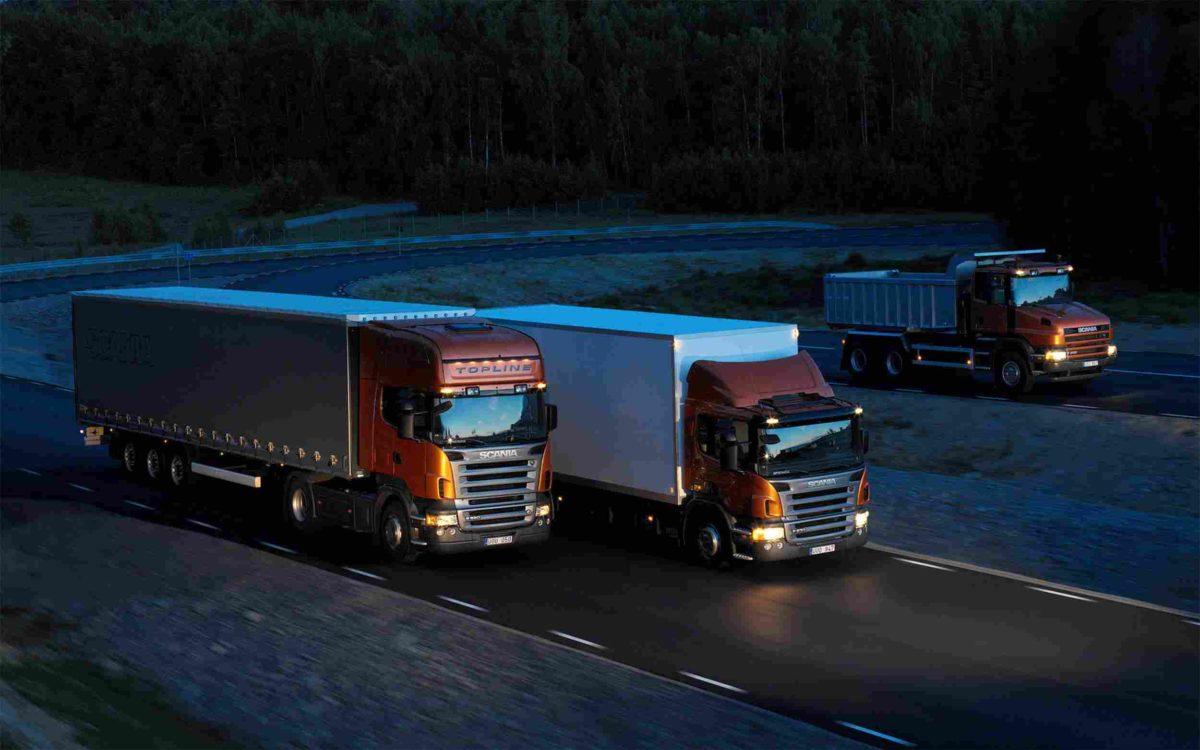 Что такое грузовой транспорт?