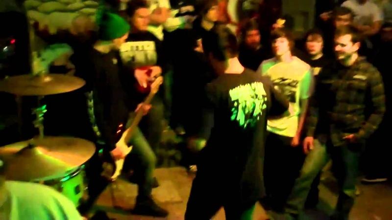 War Hound - Reality Check (LIVE 1-9-11)