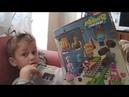 Губка Боб Игровой Набор Для Детей Распаковка и Обзор