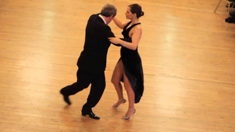 Fernando Jorge Alexandra Baldaque at Nottingham Tango Festival (IV)