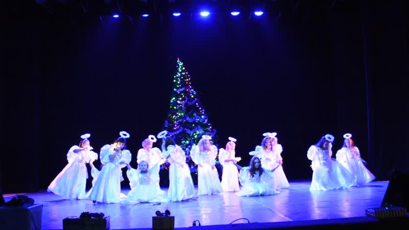 Новогодний концерт - ансамбль Юнион