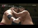 Kuma Arashi, Shotaro Ashino, Yusuke Kodama vs. Manabu Soya, Ryuji Hijikata, Seiki Yoshioka WRESTLE-1 - Flashing Summer 2018