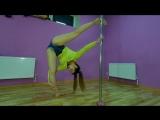 Nastia - a very flexible girl