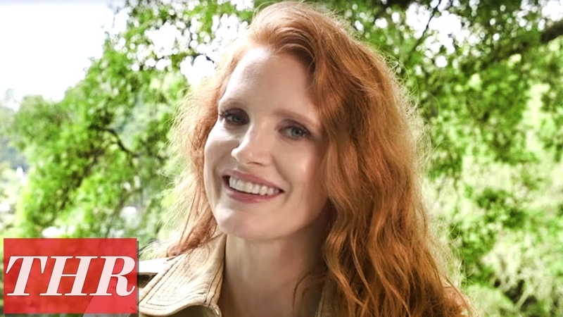 Jessica Chastain on Her First Acting Job in 'ER,' 'The Wizard of Oz,' More! | THR