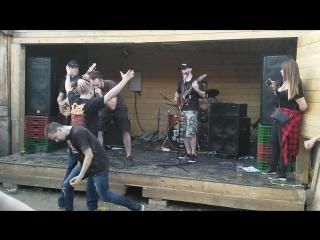 Flatulence track 3. live rebel pub 2018.06.02