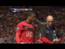 24.04.2010 Чемпионат Англии 36 тур Манчестер Юнайтед - Тоттенхэм Хотспур (Лондон) 3:1
