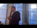 Выступление Худайбердина Дамира Шамилевича: директора ГБУК г. Москвы Дом культуры Перово
