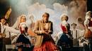 Klemen Slakonja as Angela Merkel Learn How to Count to 100 in German Oktoberfest Style