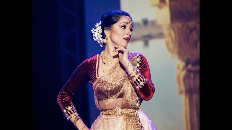 Kanha Main Tose Haari   LIVE Kathak Bollywood dance performance by Svetlana Tulasi