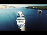 Oceanica Nautica in port Murmansk (2018.Jul.08)