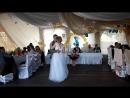 Танец отца с дочкой-невестой !!!