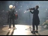 Светлана Сурганова на концерте Ночных Снайперов в Олимпийском: