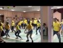 Танец «Миньонов»