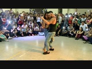 Девушка и ночь! Танец молодых (красивая песня)стоп музыка!!