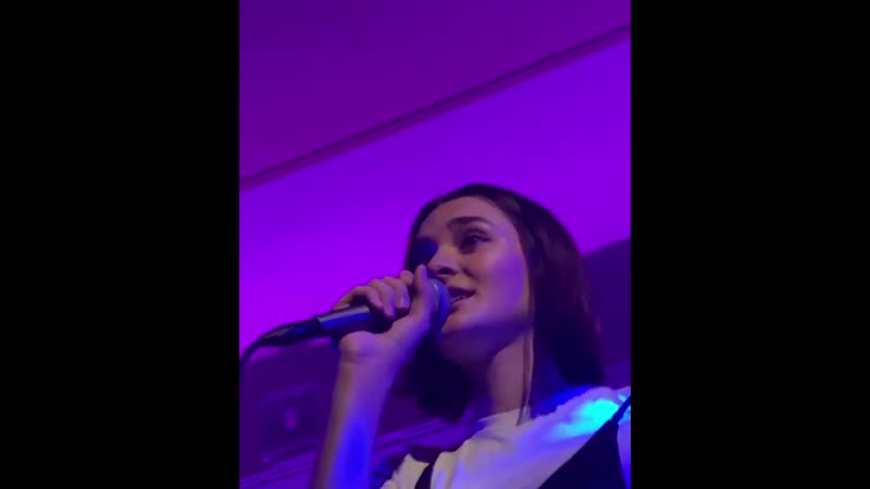 Charlotte Lawrence at Kantine am Berghain ( 25032019) in Berlin