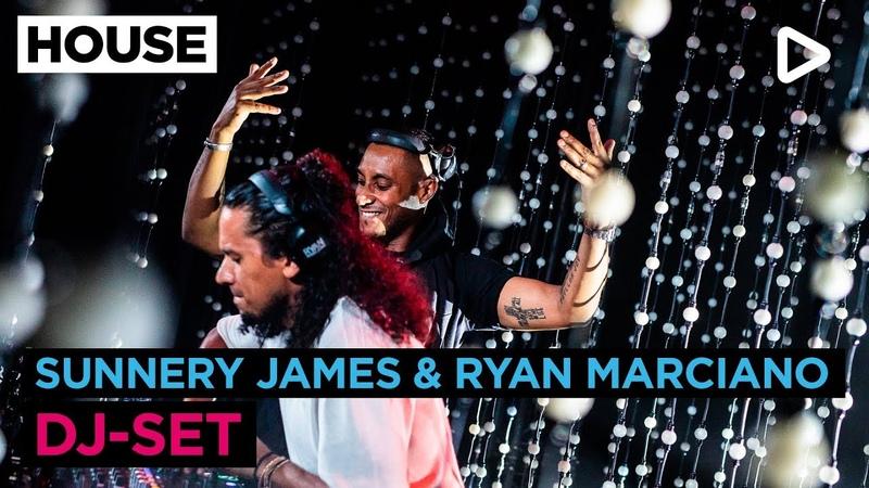 Sunnery James Ryan Marciano (DJ-SET)   SLAM! MixMarathon XXL @ ADE 2018