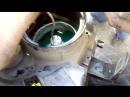 Классный ремонт линзовой оптики на примере Ниссан Альмера или попадос, мерсквич._HD.mp4