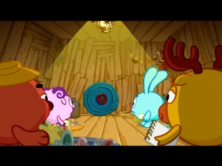 Смешарики 2D - Реветь так реветь _ Мультфильмы про свинку