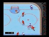Баг в игре NHL 98 (SEGA)