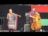 Rene Marie Them There Eyes Charlie Parker Jazz Festival