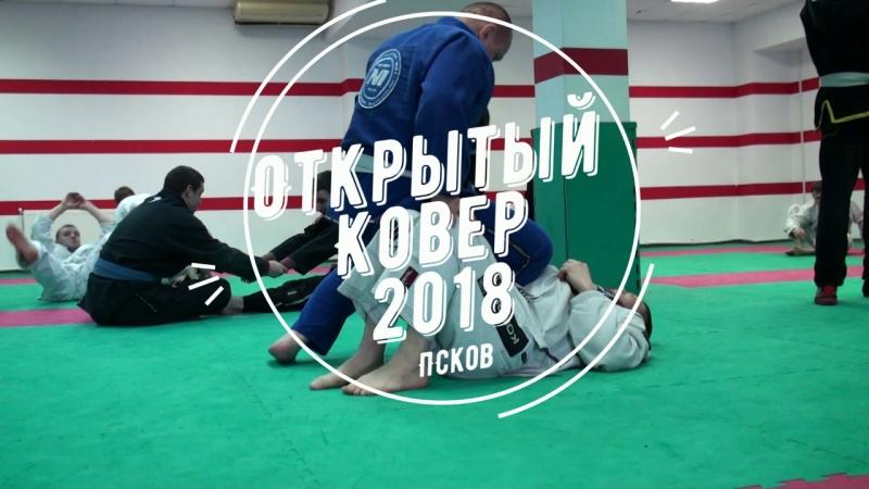 Открытый ковер г. Псков Рубикон