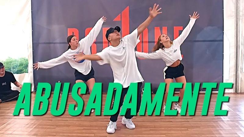 Mc Gustta ABUSADAMENTE Choreography by Duc Anh Tran