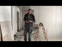 Русский мастер из Германии о качественном изготовлении проёма ! ) Как самому и правильно сделать дверной проём в перегородке из гипсокартона?