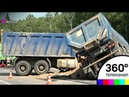 Один человек погиб в ДТП с двумя грузовиками в Новой Москве