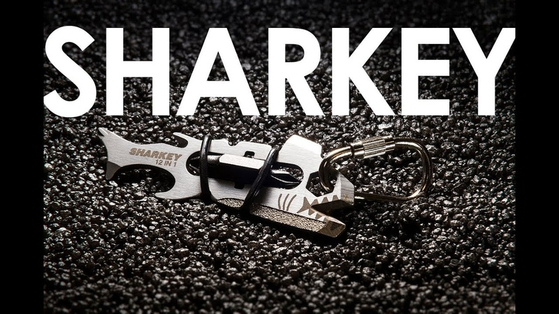 Sharkey | Bite Sized Multitool That Does It All