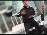 Суд арестовал на 10 суток блогеров, перекрывших Новый Арбат для съёмок клипа