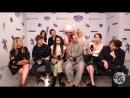 LiveStream at Facebook Fantastic Beasts cast