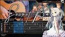 Anohana Secret Base Kimi ga Kureta Mono Fingerstyle Guitar Cover TAB Tutorial Chord 🎵