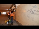 Стены подземного перехода на площади Лядова в Нижнем Новгороде будут очищены от граффити до чемпионата мира по футболу