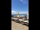 Анапа 17.07.18г, пляж Малая Бухта