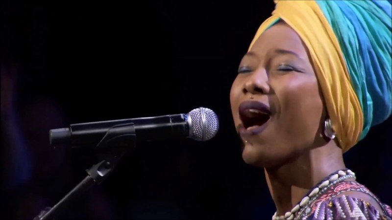 Danilo Pérez Dianne Reeves Fatoumata Diawara Joey DeFrancesco INTERNATIONAL JAZZ DAY 2018