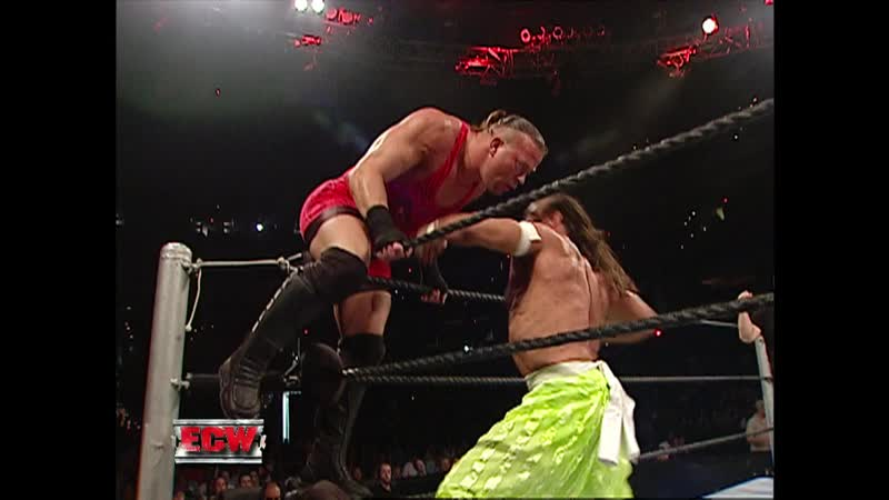 Sabu Vs RVD - No. 1 Contenders Ladder Match For ECW Championship - ECW 15.08.2006