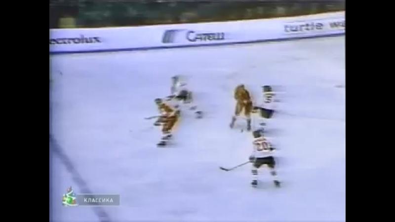 Хоккей суперсерия 72 СССР Канада МАТЧ 5 СЧЕТ 5 4