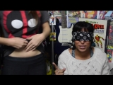 Touch My Body Challenge Girls Belly Button showing - YouTube