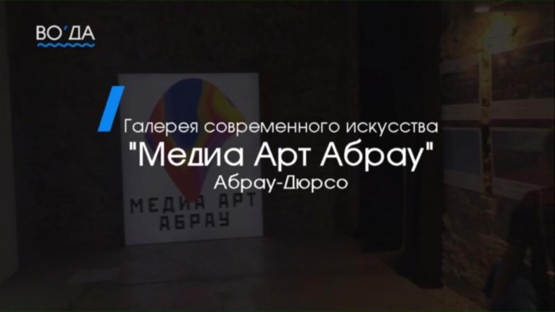 Центр аудиовизуального искусства Медиа Арт Абрау