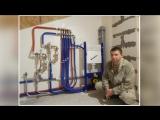 Правильная обвязка водопроводного коллектора.